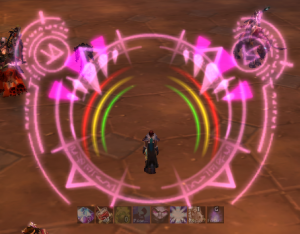 Power Auras combat procs on mage