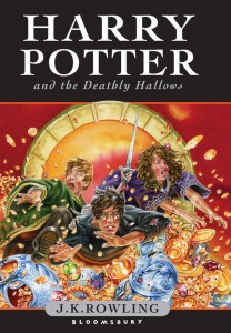 JK Rowling's Harry Potter and the Deathly Hallows