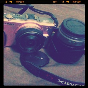 Panasonic Lumix GF2 (taken with Instagram)