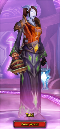 Starcaller Tala, 82 priest