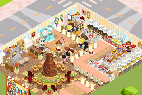 The Chocoberry Cafe