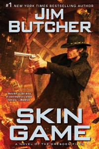 Skin Game, by Jim Butcher